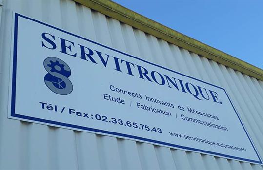 Entreprise Servitronique